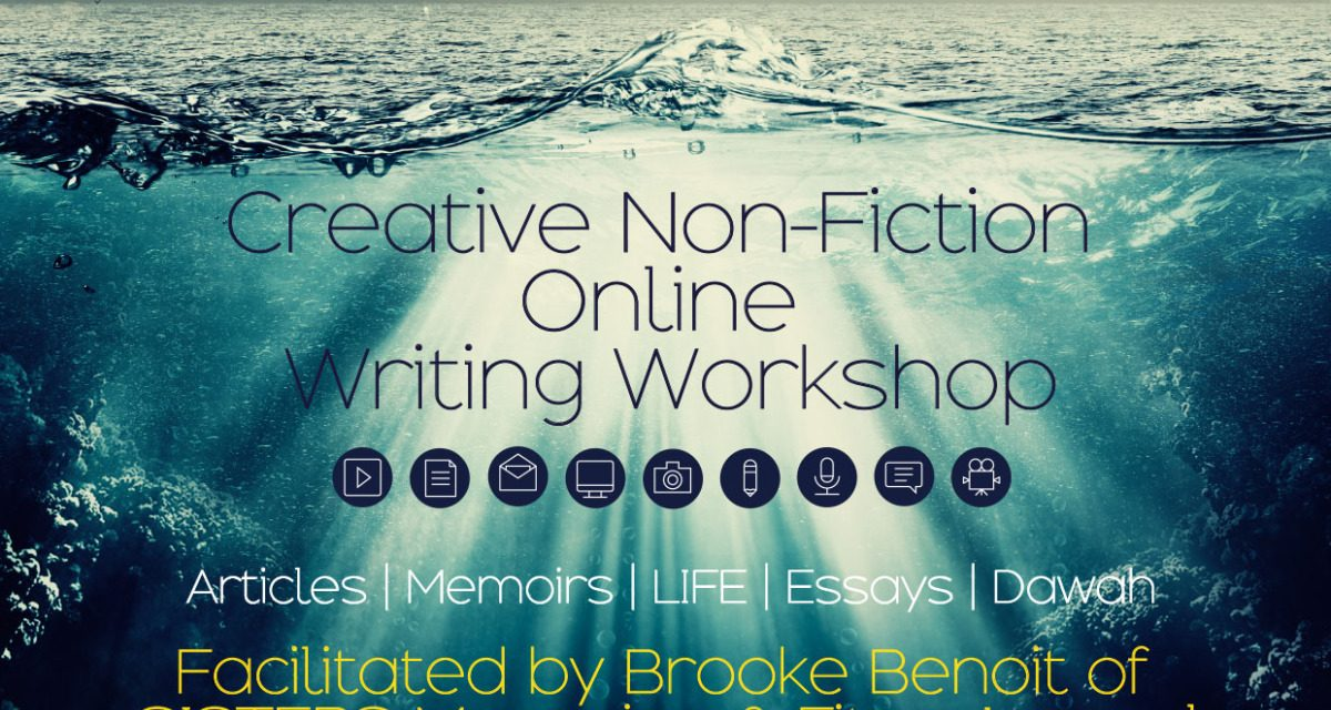 Creative Non Fiction Workshop Spring 2016