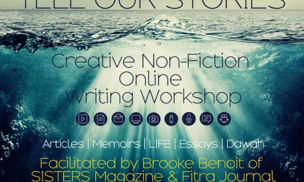 Creative Non Fiction Workshop Spring 2016