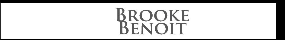 Brooke Benoit