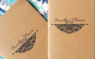 Do You Ramadan With A Planner?